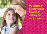 Pediatric Dental Marketing Postcard Sample