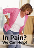 physical therapist promotional mailer