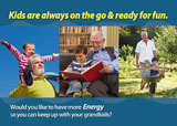 physical therapy promotion post card free sample