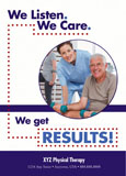 pt physical therapy marketing sample