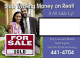 real estate postcard marketing