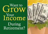 retirement planning promotional mailer