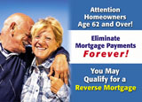 reverse mortgage advertising idea