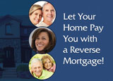 reverse mortgage postcard design idea