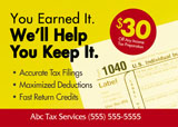 tax preparer marketing plan