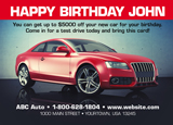 Auto Birthday Marketing