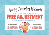 Chiropractic Birthday Marketing