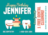 Dental Birthday Marketing