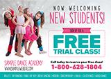Dance Class Marketing