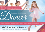 Dance Studio Advertising