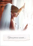 Bridal Shop Postcard
