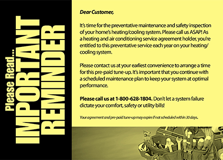 air conditioner marketing plan