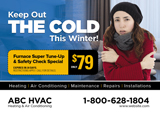 HVAC marketing templates