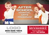 martial arts marketing example