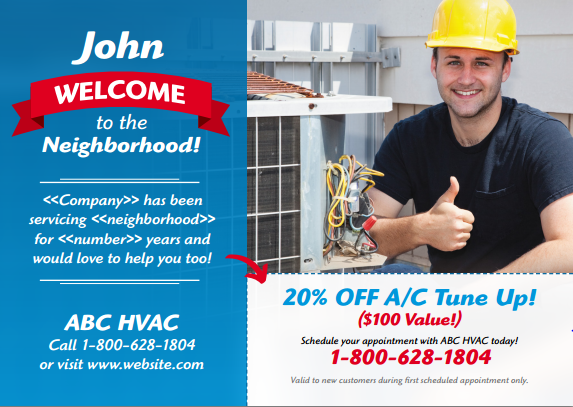 HVAC New to Town