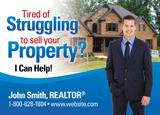 Property Real Estate Postcard