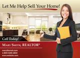 Sell Your Home Realtor Postcard