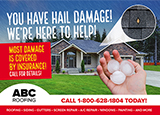 Roofer Hail Damage Marketing