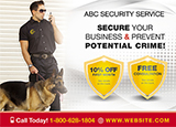 Security Service Advertising