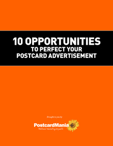 Effective Postcard Design for Small Business Marketing