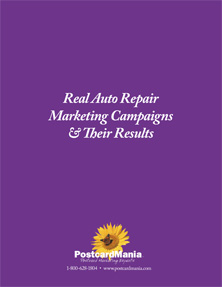 Real Auto Repair Marketing Campaigns & Their Results