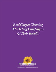 Real Carpet Cleaning Marketing Campaigns & Their Results