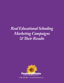 Real Educational Schooling Marketing Campaigns & Their Results
