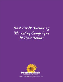 Real Tax & Accounting Marketing Campaigns & Their Results