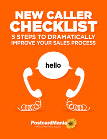 New Caller Checklist