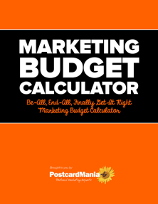 Marketing Budget Calculator