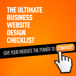 Ultimate Small Business Web Page Design Checklist