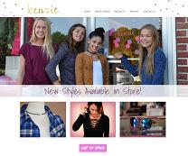 E-Commerce Fashion Store Website Design