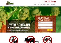 Pest Control Website Design