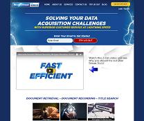 Document Retrieval Website Design