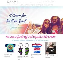 Gifts & Novelties Website Design