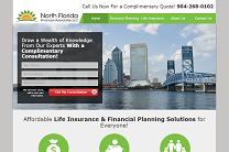 Planning & Insurance Website Design