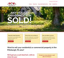 Real Estate Investors Website Design