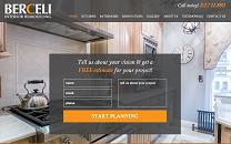 Interior Remodeling Website Design