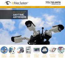 Security Solutions Website Design